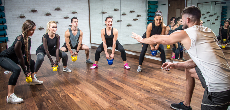 group fitness classes sydney